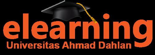 Elearning - Universitas Ahmad Dahlan