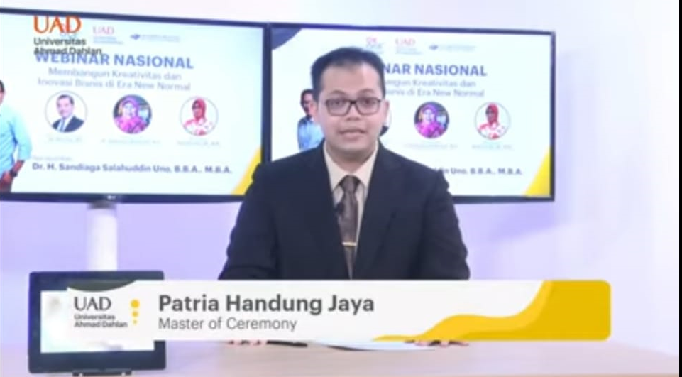 News Anchoring BC (Patria Handung Jaya)